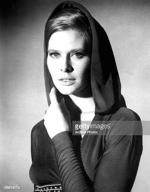 Rosemary Forsyth in publicity portrait for the film 'Where It's At' 1969