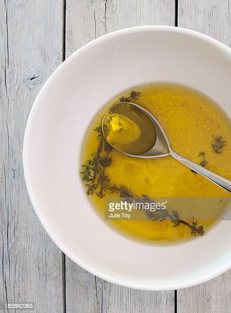 rosemary oil, dressing