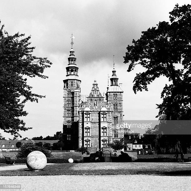 rosenborg castle - high renaissance stock pictures, royalty-free photos & images