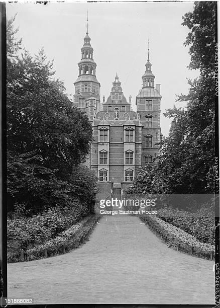 Rosenborg Copenhague Danemark, between 1900 and 1919.