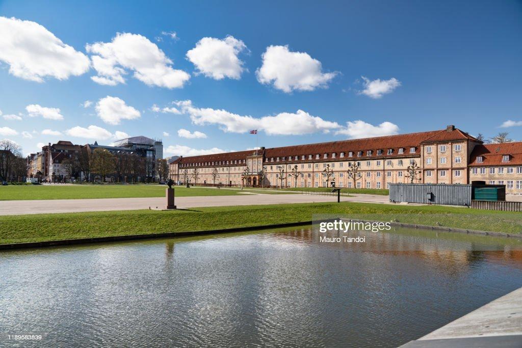 Rosenborg military Barracks, Copenhagen, Denmark : Foto stock