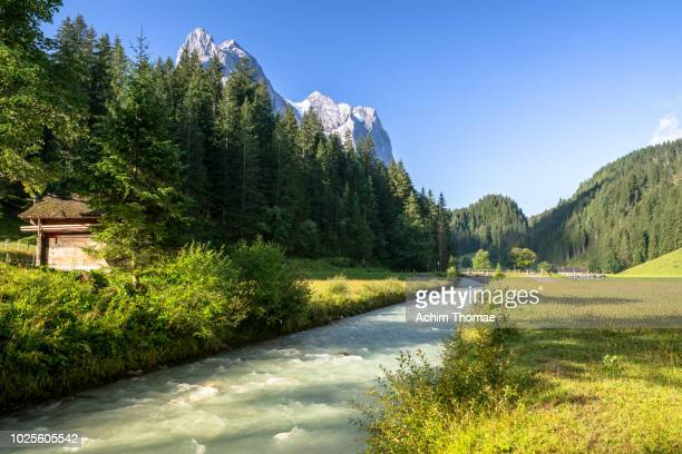Rosenlaui Glacier, Meiringen, Canton of Bern, Switzerland, Europe
