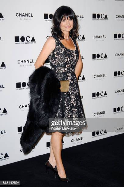 Rosetta Getty attend The Museum Of Contemporary Art, Los Angeles, and Chanel Fine Jewelry, present THE ARTIST'S MUSEUM HAPPENING at MOCA on November...