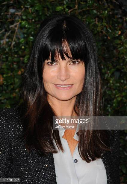 Rosetta Getty attends the Natural Resources Defense Council's Ocean Initiative Benefit Hosted By Chanel on June 4, 2011 in Malibu, California.
