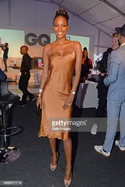 Rosette Ncwana during the GQ Best Dressed Awards at the Mall of Africa on October 27 2018 in Midrand South Africa The awards running in the 13th year...