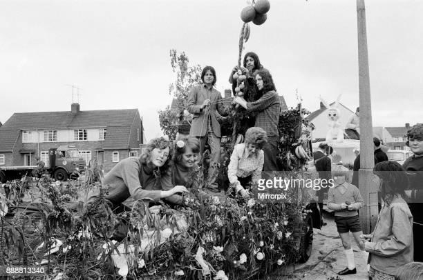 Roseworth Festival, Stockton, 1972.