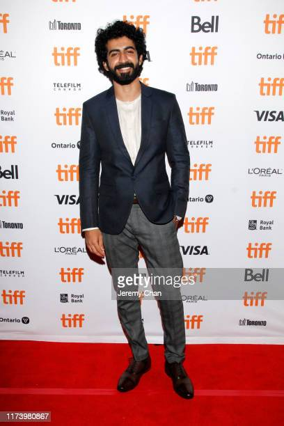 """Roshan Mathew attends the """"The Elder One"""" photo call during the 2019 Toronto International Film Festival at Winter Garden Theatre on September 11,..."""