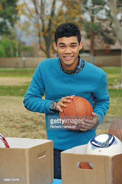 S FRIENDS FOR CHANGE Roshon Fegan and Caroline Sunshine stars of the hit Disney Channel series 'Shake It Up' will help spread the word about Disney...