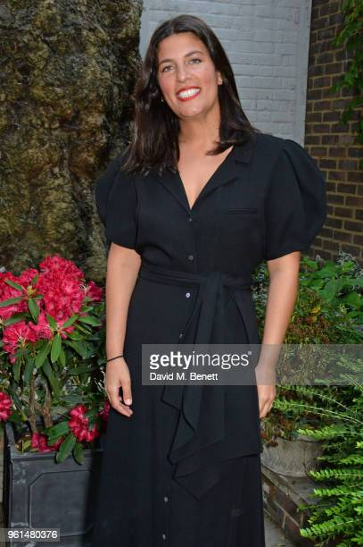 Rosie Assoulin attends the NETAPORTER dinner hosted by Alison Loehnis to celebrate the launch of Rosie Assoulin's exclusive collection on May 22 2018...