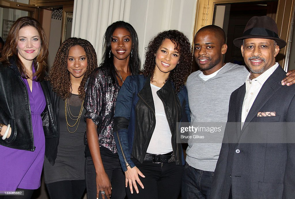 Stick fly meet and greet at cort theatre on rosie benton tracie thoms condola rashad producer alicia keys dule hill and m4hsunfo