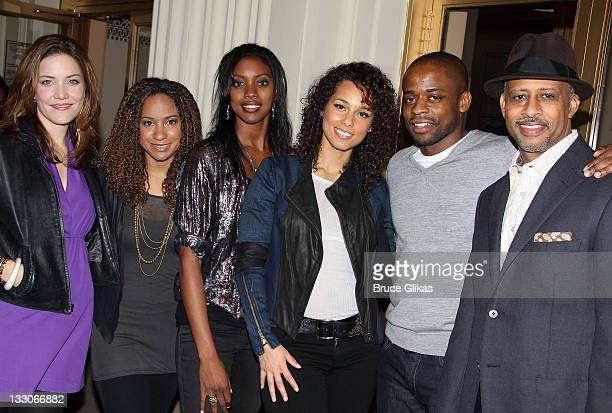 Dule hill alicia keys pictures and photos getty images rosie benton tracie thoms condola rashad producer alicia keys dule hill and ruben santiago hudson attend m4hsunfo