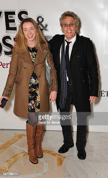 Rosie Daltrey and Roger Daltrey attends an after party celebrating the press night performance of 'Perfect Nonsense' at the The Royal Horseguards on...