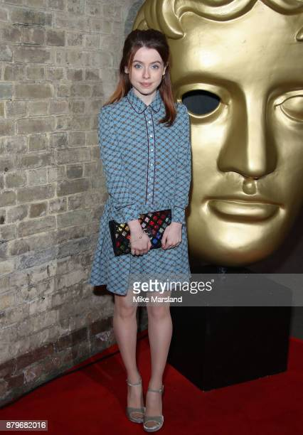Rosie Day attends the BAFTA Children's awards at The Roundhouse on November 26 2017 in London England