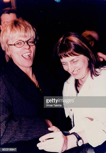 Rosie DiManno and Christie Blatchford