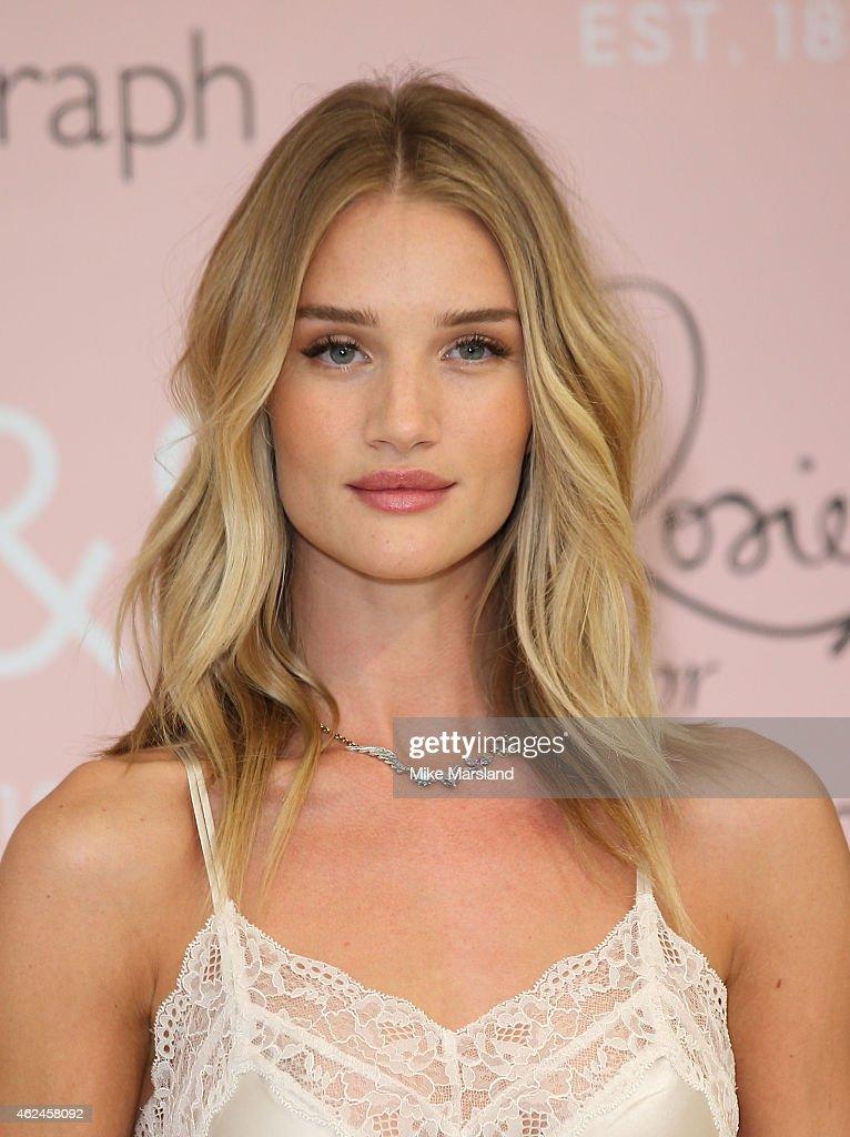 Rosie huntington whiteley model