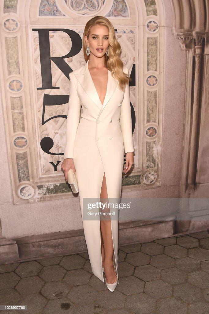 Ralph Lauren - Front Row & Backstage - September 2018 - New York Fashion Week : News Photo