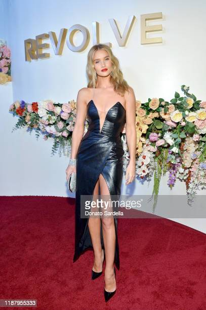 Rosie HuntingtonWhiteley attends the #REVOLVEawards 2019 at Goya Studios on November 15 2019 in Hollywood California