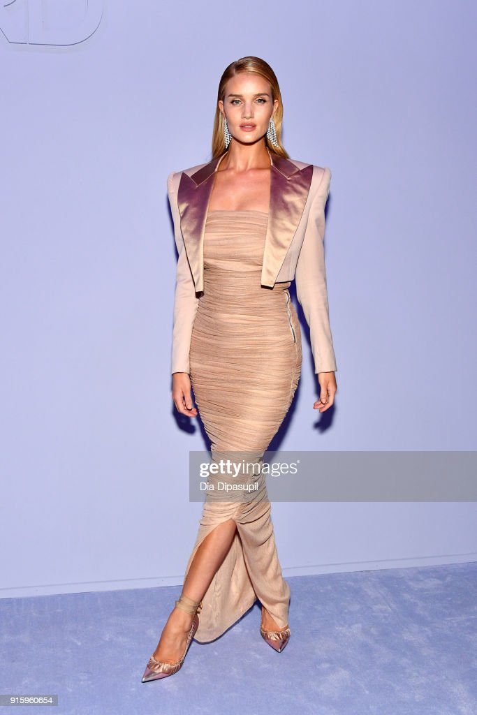 Tom Ford Women's - Arrivals - February 2018 - New York Fashion Week