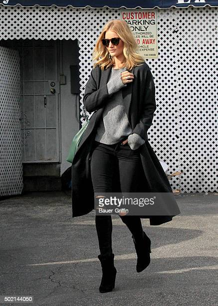 Rosie HuntingtonWhiteley is seen on December 20 2015 in Los Angeles California