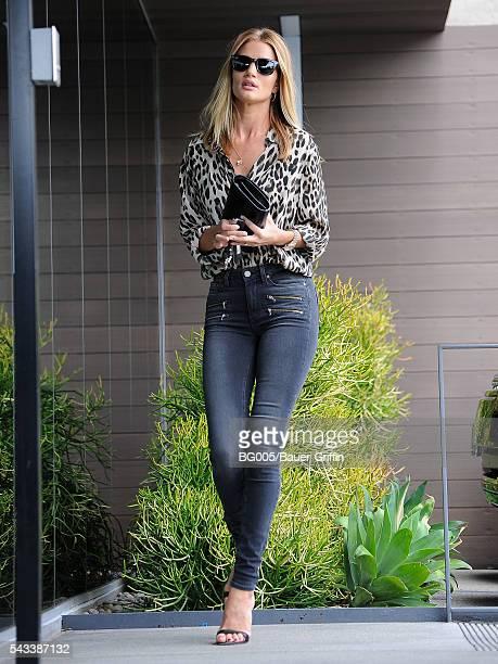 Rosie HuntingtonWhiteley is seen on June 27 2016 in Los Angeles California