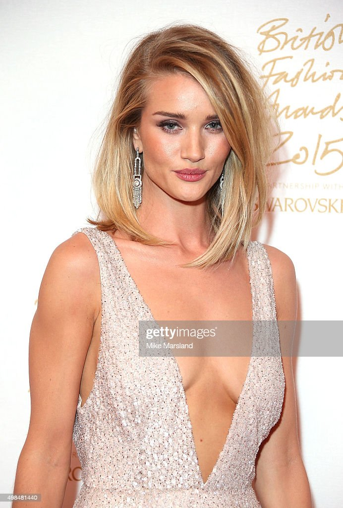 British Fashion Awards 2015 - Winners Room : News Photo