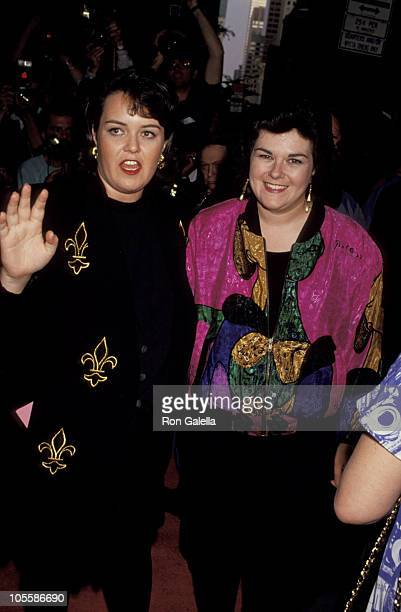 Rosie O' Donnell during After Party for the Premiere of 'A League of Their Own' June 25 1992 at Tavern on The Green in New York City New York United...