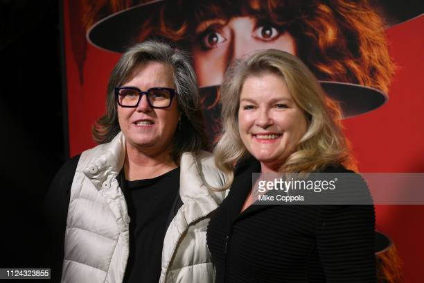 """Rosie O'Donnell and Kate Mulgrew attend Netflix's """"Russian Doll"""" Season 1 Premiere at Metrograph on January 23, 2019 in New York City."""