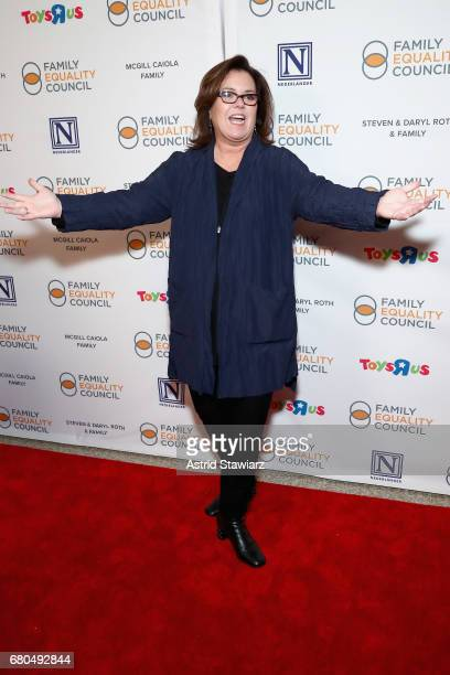 Rosie O'Donnell at Family Equality Council's 'Night at the Pier' at Pier 60 on May 8 2017 in New York City