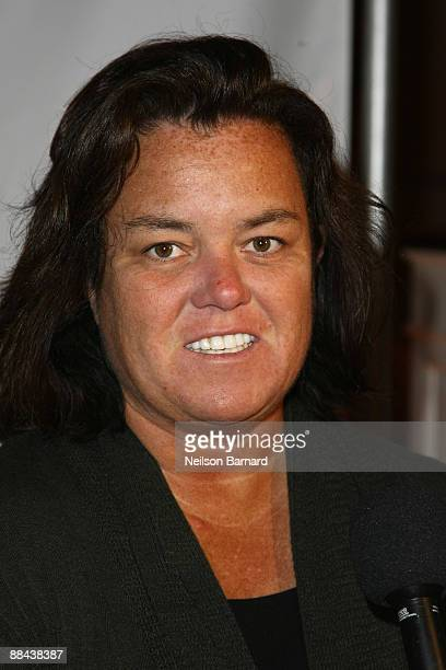Rosie O'Donnell attends the 2009 I Have A Dream Foundation Spring Gala at 583 Park Avenue on June 11, 2009 in New York City.