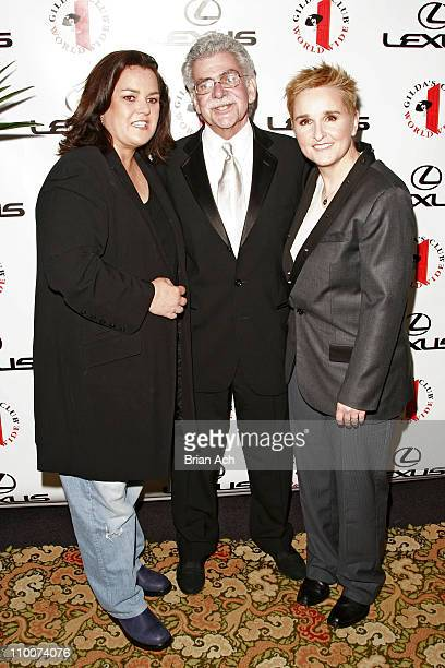 Rosie O'Donnell Joel Siegel and Melissa Etheridge