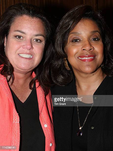 """Rosie O'Donnell , Phylicia Rashad during V-day's Until the Violence Stops: NYC Festival Presents """"Any One Of Us: Words from Prison"""" at Alice Tully..."""
