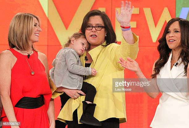 THE VIEW Rosie O'Donnell thanks Barbara Walters and the cast and crew of THE VIEW 2/12/15 on her last day as a cohost She also told viewers that she...
