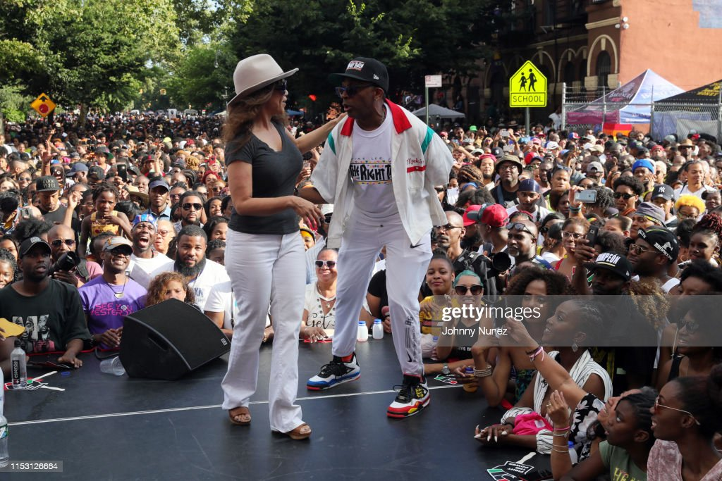 spike lee do the right thing block party