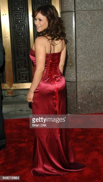 Rosie Perez arrives to the 60th Annual Tony Awards held at Radio City Music Hall New York City BRIAN ZAK