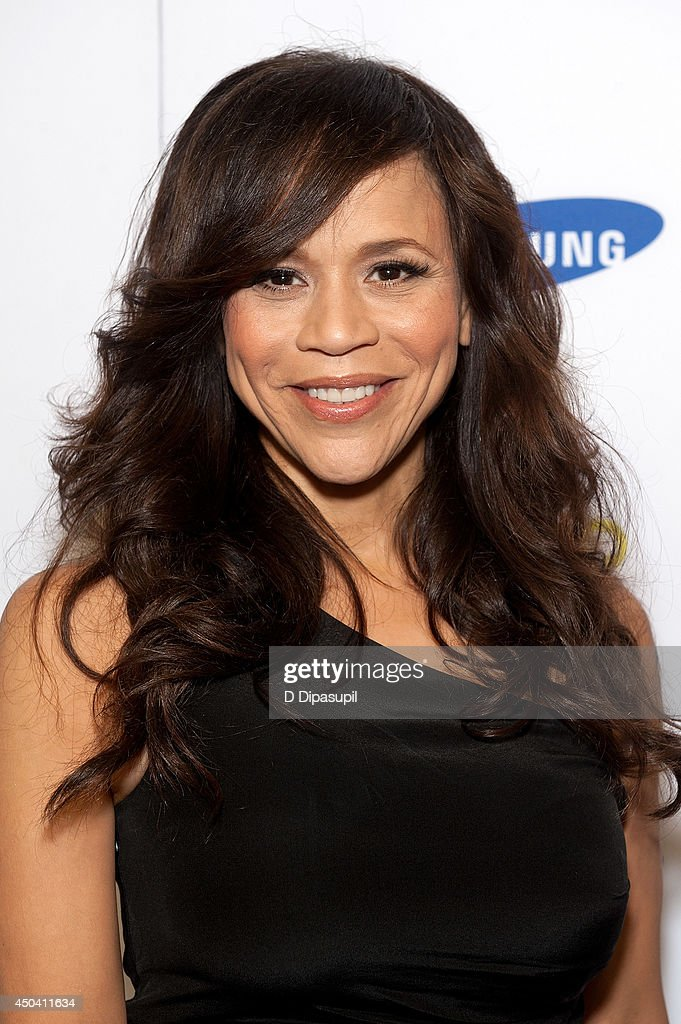 Rosie Perez attends the 13th Annual Samsung Hope For Children Gala at Cipriani Wall Street on June 10, 2014 in New York City.