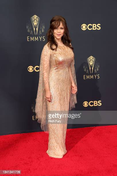 Rosie Perez attends the 73rd Primetime Emmy Awards at L.A. LIVE on September 19, 2021 in Los Angeles, California.