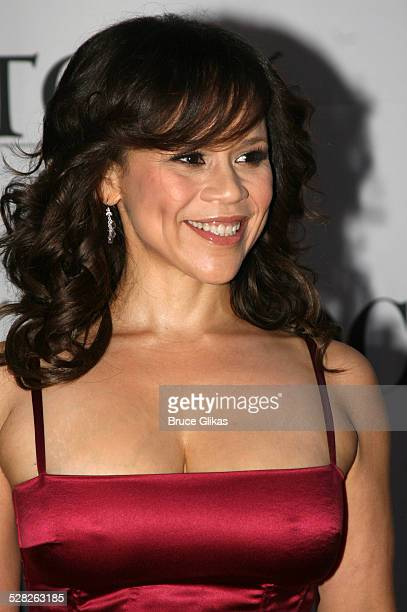 Rosie Perez during 60th Annual Tony Awards Arrivals at Radio City Music Hall in New York City New York United States