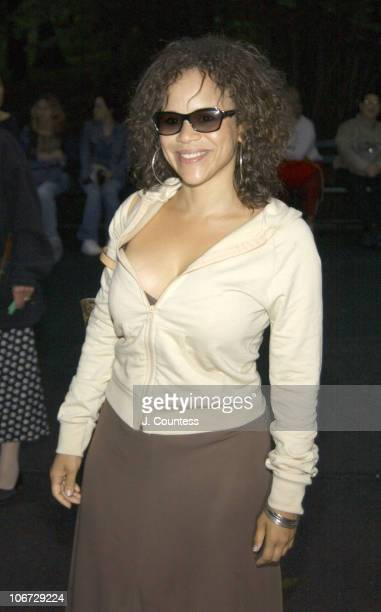 Rosie Perez during Much Ado About Nothing Opening Night and Summer Benefit for The Public Theater and Shakespeare in Central Park Arrivals at...