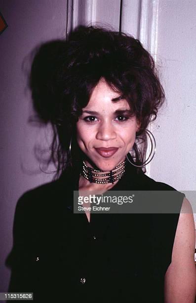 Rosie Perez during Rosie Perez at Palladium 1993 at Palladium in New York City New York United States