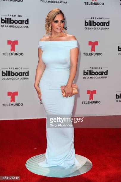 Rosie Rivera attends the Billboard Latin Music Awards at Watsco Center on April 27 2017 in Coral Gables Florida