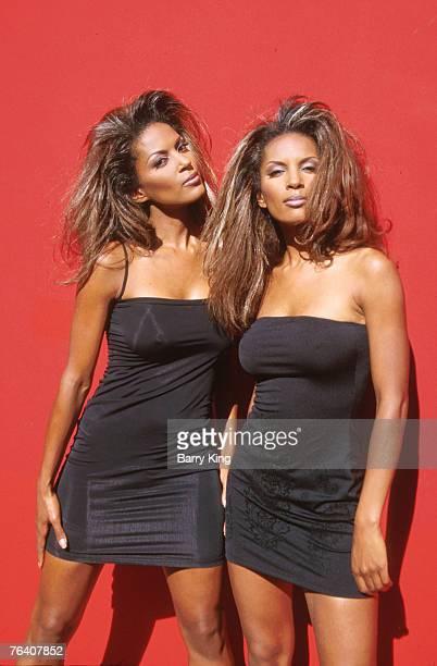 Rosie Tenison Renee Tenison Tenison Twins Self Assignment September 16 1998 Malibu California