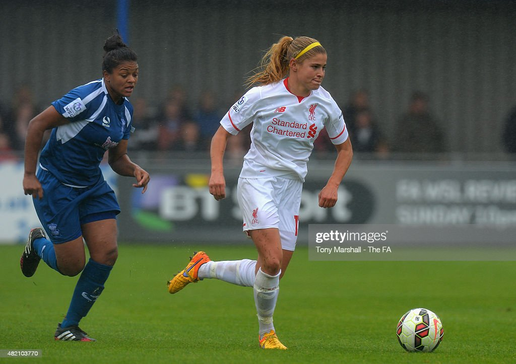 Birmingham City Ladies v Liverpool Ladies  - WSL : News Photo