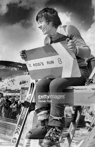 Rosi's Own Little Piece of the Rock Olympic and World Cup champion Rosi Mittermaier now has a Copper Mountain ski run named after her commemorating...