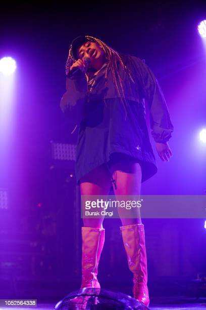 Rosita Bonita of S4U performs live on stage at Heaven on October 19 2018 in London England