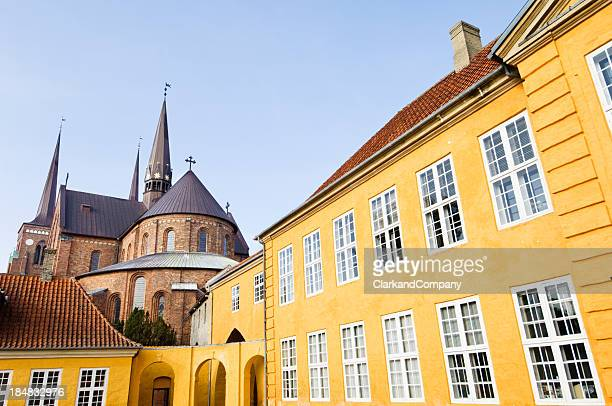 Roskilde Cathdedral & Royal Palace Denmark