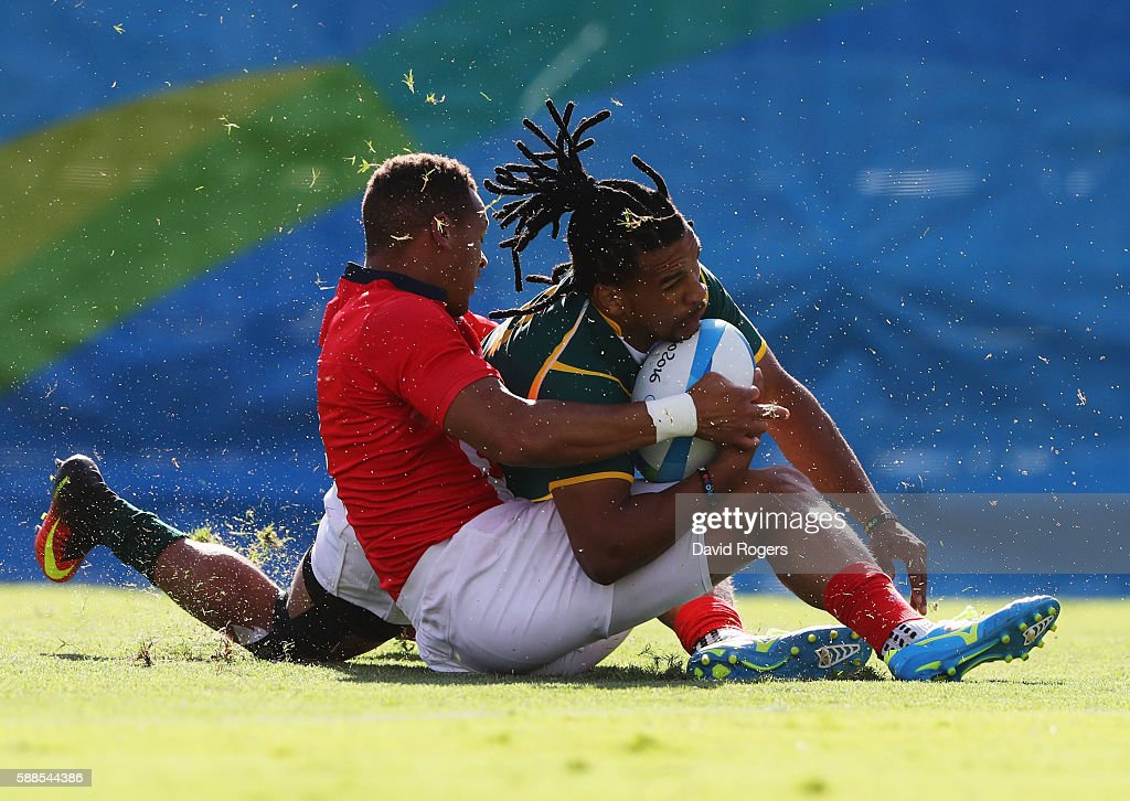 Rugby - Olympics: Day 6