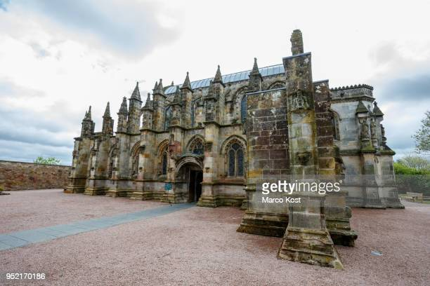 roslyn chapel - chapel stock pictures, royalty-free photos & images