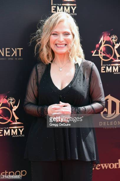 Roslyn Kind attends the 46th annual Daytime Emmy Awards at Pasadena Civic Center on May 05 2019 in Pasadena California