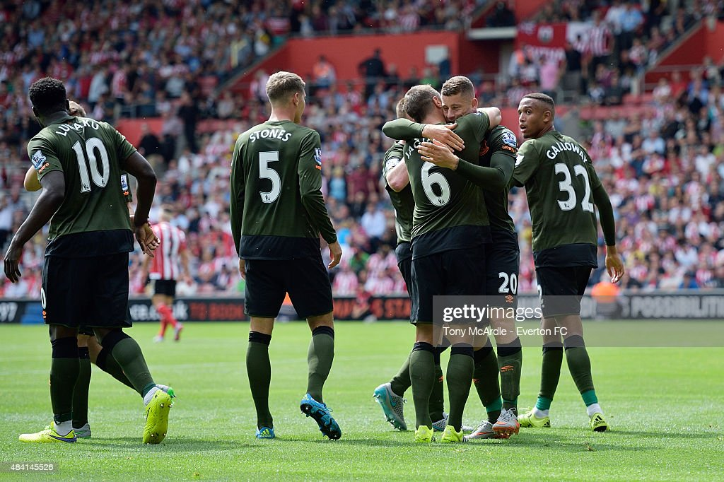 Southampton v Everton - Premier League : News Photo
