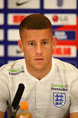 burtonupontrent england ross barkley looks during